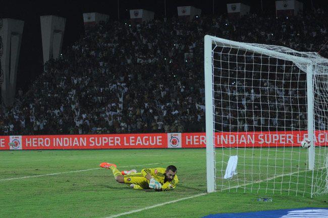 ISL, NorthEast United vs FC Goa, Gwahati