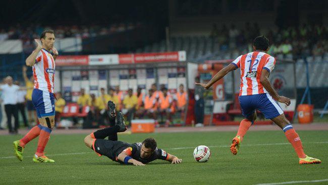 ISL, Atletico de Kolkata vs Delhi Dynamos