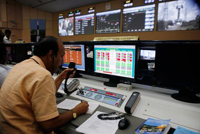 ISRO, IRNSS 1C, Satish Dhawan Space Centre