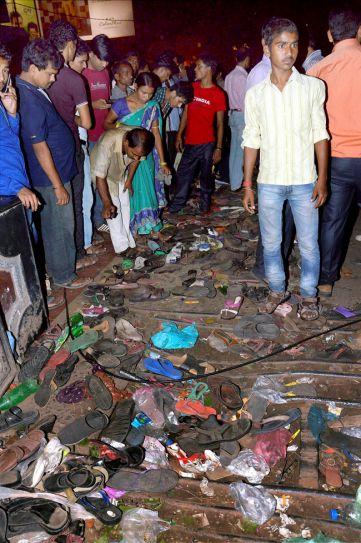 Patna Stampede