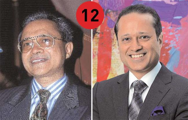 India Today High and Mighty 2014: 50 powerful people