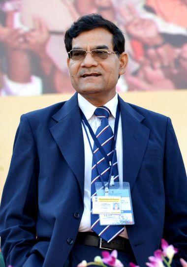 A.K. Sharma