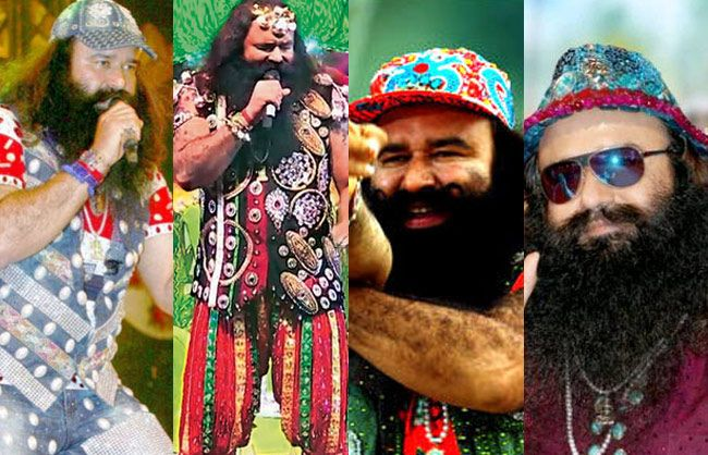10 Pictures Of Rockstar Baba Ram Rahim Singh You Should Not Miss