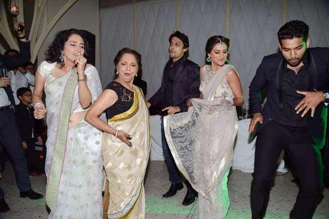 Ketaki Dave, Sarita Joshi, Purbi Joshi.