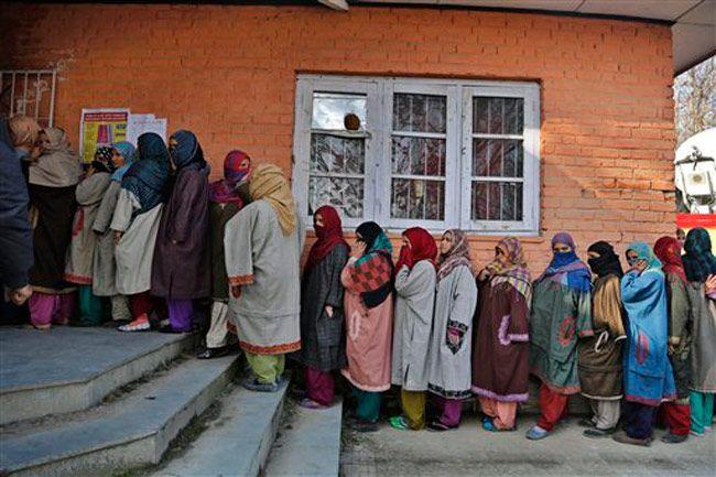 Kashmir assembly elections