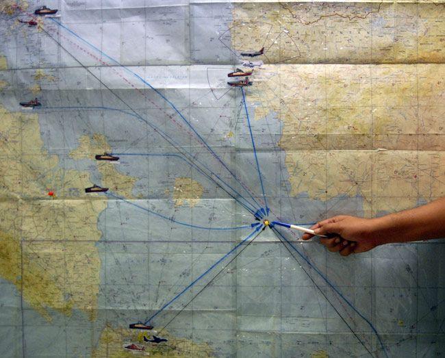 AirAsia rescue operation