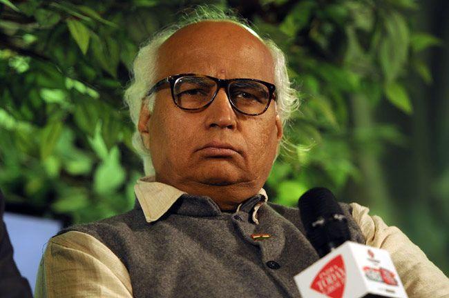 Sudheendra Kulkarni at Agenda Aaj Tak 2014
