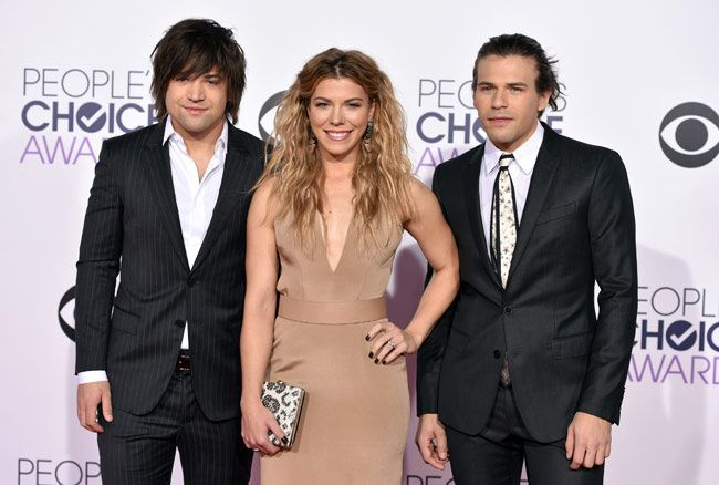 Reid Perry, Kimberly Perry, Neil Perry
