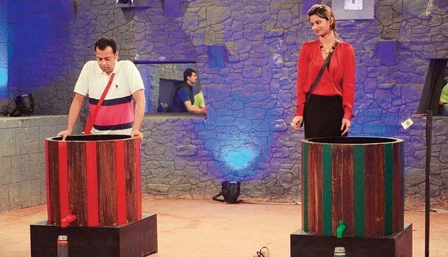 Rahul & Dimpy Mahajan, Bigg Boss Halla Bol