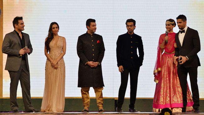 Arbaaz Khan, Malaika Arora Khan, Varun Sharma, Rajkummar Rao, Sonam Kapoor