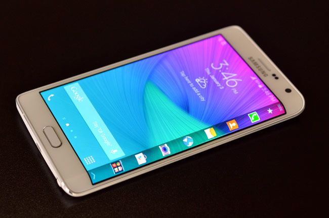 Samsung Galaxy Note Edge: Pics, price and specs | IndiaToday