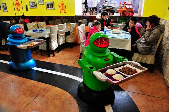Quirky themed restaurants