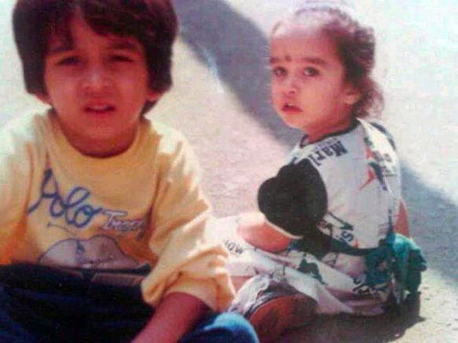 Unseen Pics Of Birthday Girl Shraddha Kapoor 8th Is Cutest