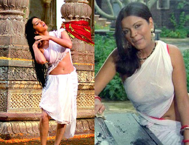 Zeenat aman sexy image