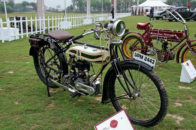 1911 Triumph 500