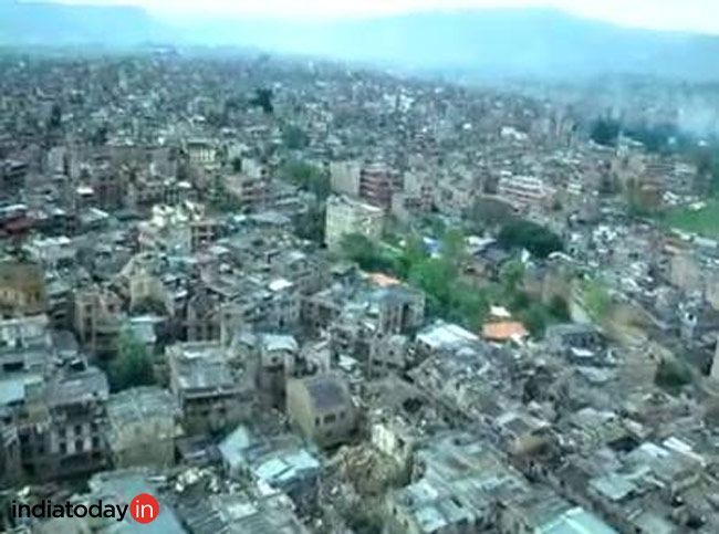 Nepal after the earthquake
