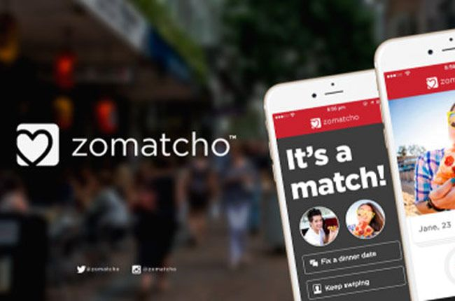Zomatcho for hungry singles