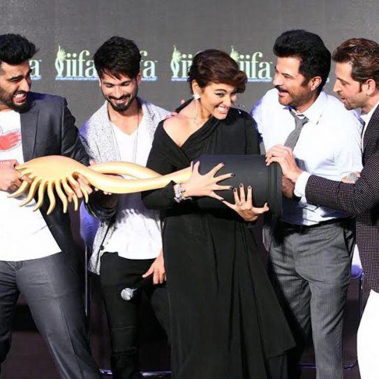 Arjun Kapoor, Shahid Kapoor, Sonakshi Sinha, Anil Kapoor, Hrithik Roshan