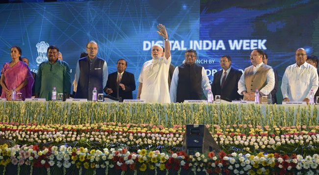 PM launches Digital India Week