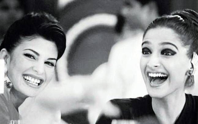 Sonam Kapoor and Jacqueline Fernnadez are the new BFF