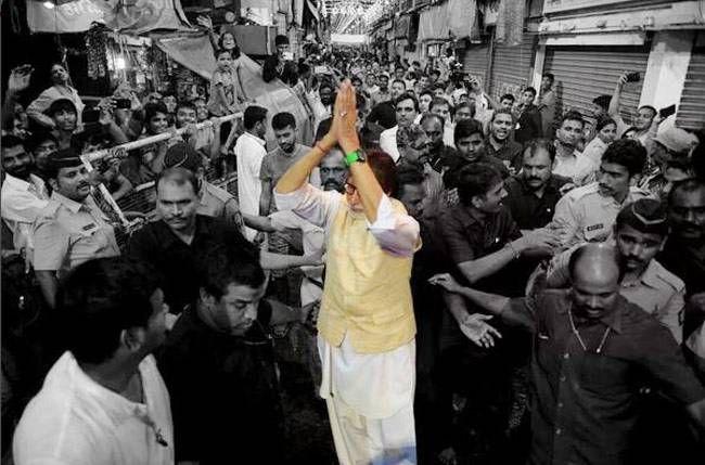 Amitabh Bachchan celebrating Ganesh Chaturthi