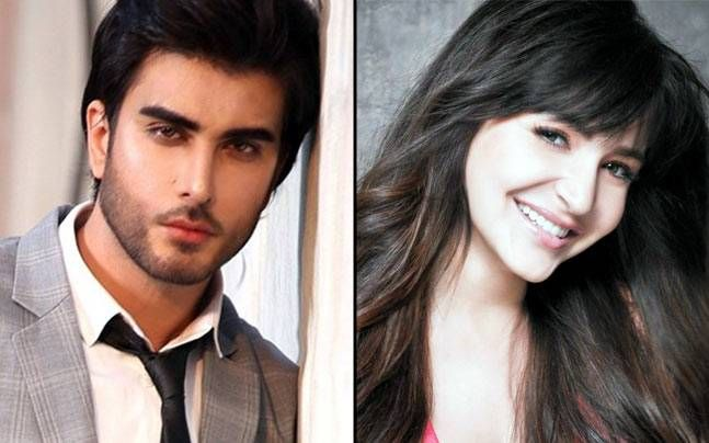 Imran Abbas and Anushka Sharma in Ae Dil Hai Mushkil