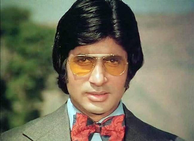 Amitabh Bachchan in a still from Don