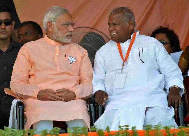 Modi in Jehanabad rally