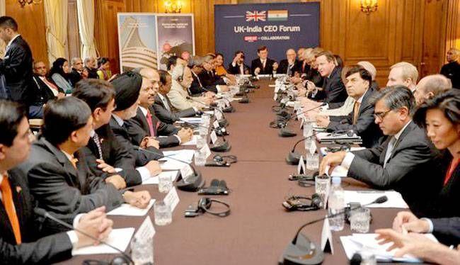 PM Modi's UK visit