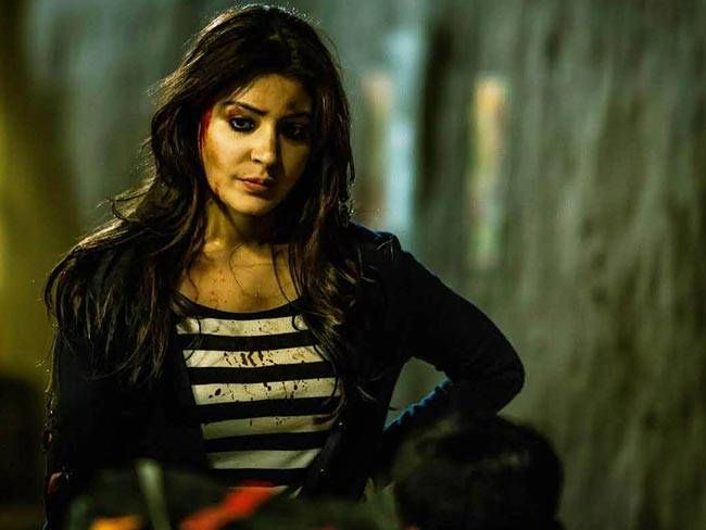 Anushka Sharma in a still from NH10