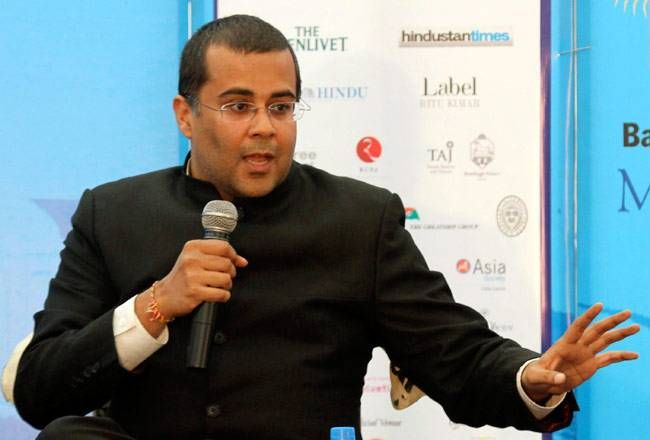 Chetan Bhagat: Author-turned-scriptwriter Chetan Bhgat's television debut as a judge with Nach Baliye 7 was not only one of the most talked-about debuts of the year but also one of the most controversial. His personal comments about the contestants didn't