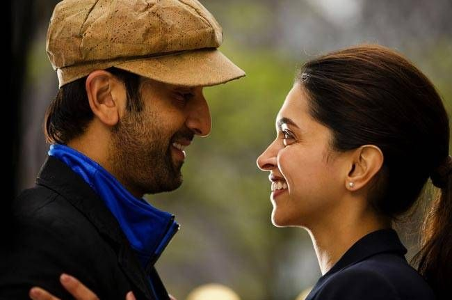 Ranbir Kapoor and Deepika Padukone in a still from Tamasha