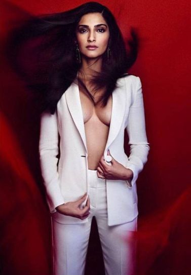 Sonam Kapoor's hot photoshoot