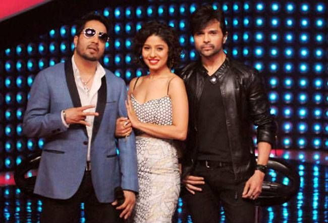 The Voice India: The Voice India is based on the Dutch TV series John de Mol. Hosted by Karan Tacker, the show featured coaches - Himesh Reshammiya, Shaan, Sunidhi Chauhan, and Mika Singh. The contestants had to go through three phases: a blind audition,