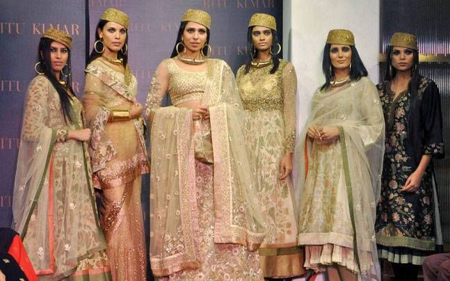Ritu Kumar Hosts A Preview At Her Kala Ghoda Store Indiatoday