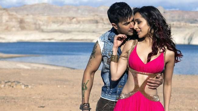 Varun Dhawan and Shraddha Kapoor in ABCD 2