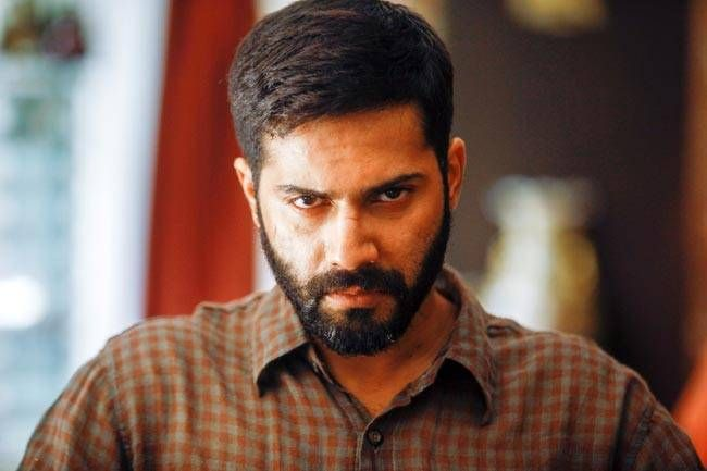 Varun Dhawan in a still from Badlapur