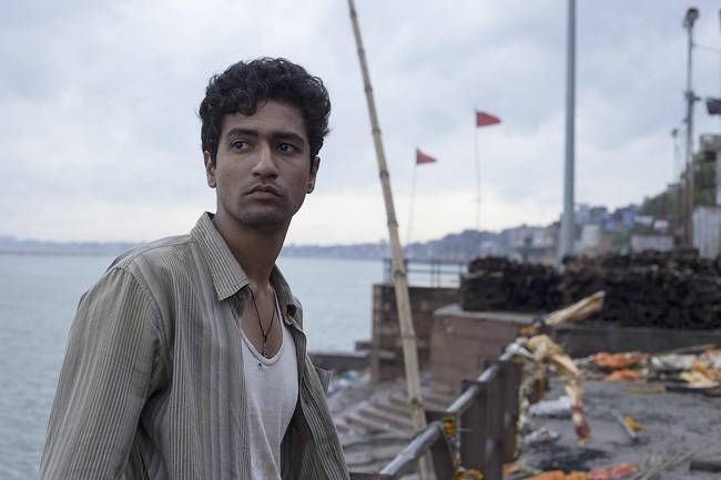 Vicky Kaushal in a still from Masaan
