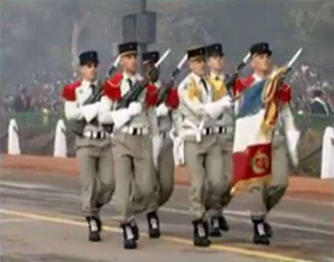 Republic Day celebrations 2016
