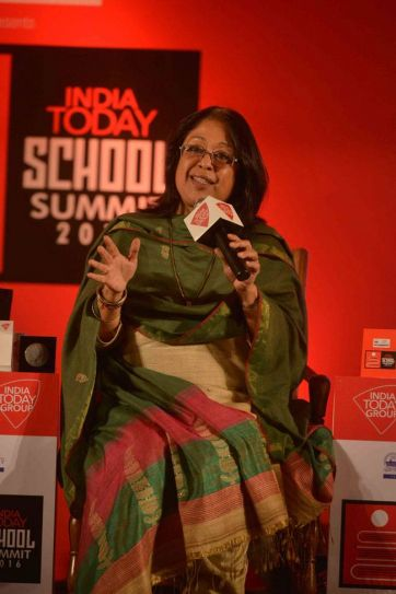 India Today School Summit 2016 at Hotel Taj Man Singh