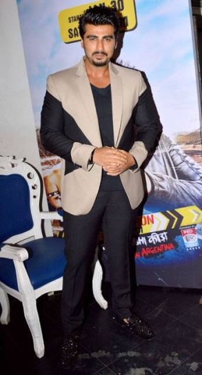 Arjun Kapoor doesn't consider previous hosts as his competition.