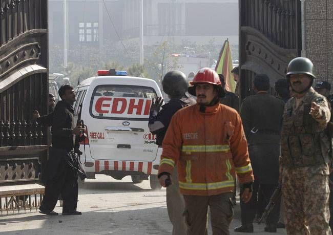Bacha Khan University Terror Attack