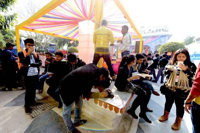 Day 2 at the Jaipur Lit Fest