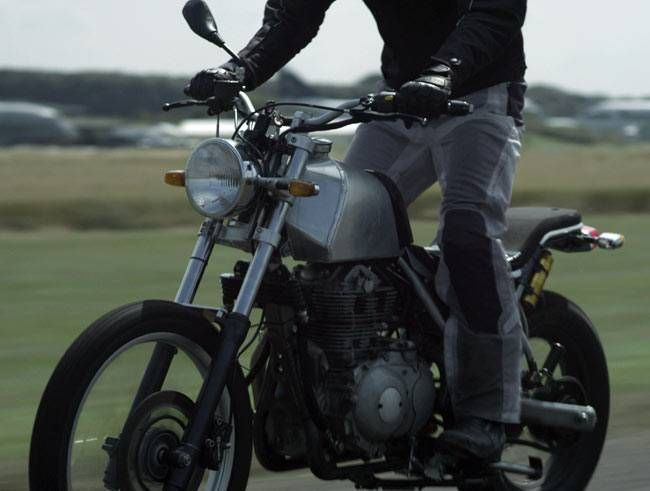 Royal Enfield Himalayan looks splendid while in action | IndiaToday