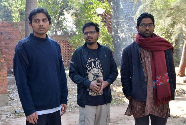 Rama Naga, Anant Prakash Narayan and Ashutosh Kumar