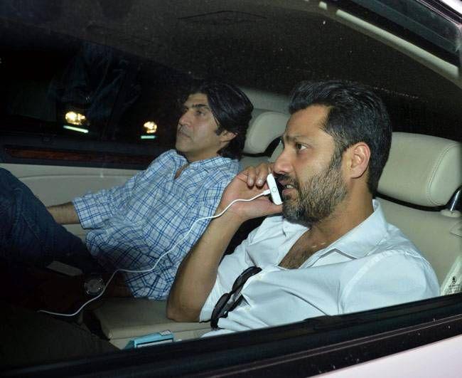 Abhishek Kapoor at the screening of Fitoor