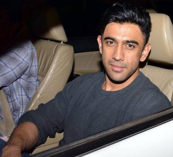 Amit Sadh at the screening of Fitoor