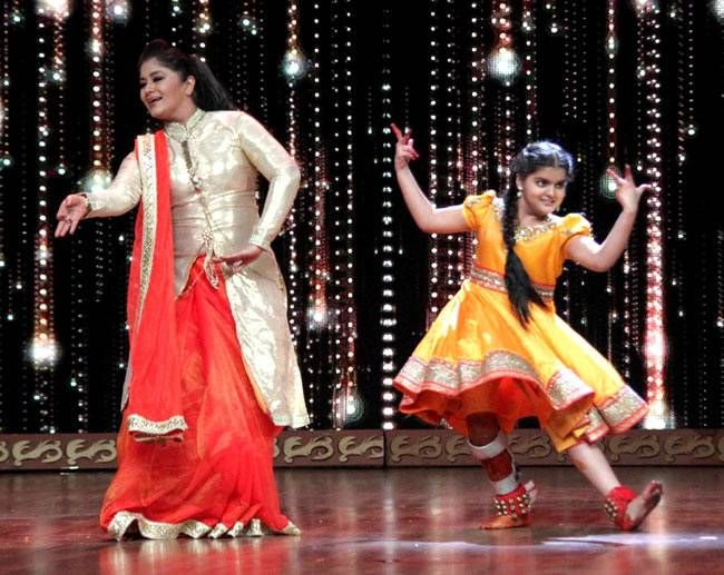 """""""My world turned upside down after that accident and people discouraged me from continuing dance but all I wanted to do was dance so I bounced back with extra vigor and pursued my passion,"""" said Sudha, who had lost a leg after the accident."""