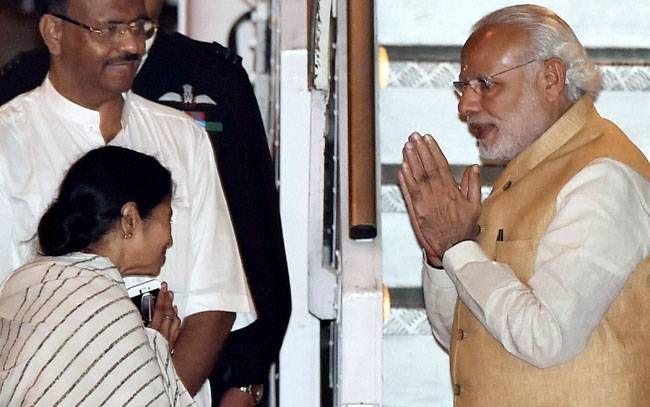 Modi's Kolkata visit
