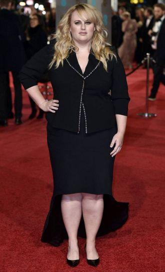Rebel Wilson at BAFTA Awards